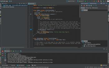 初試在Android Studio安裝Flutter SDK