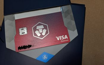 Crypto.com CRO Card
